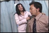 上司を立てる巨乳悩殺美人秘書 相本美咲