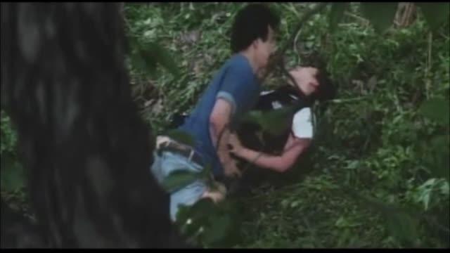 【Vシネマ】野外で激カワJKが男に制服着たまま犯される!林の中で男3人にハメ撮りレイプ!他女優達のレイプ濡れ場集!